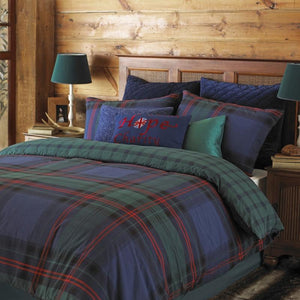 Ayrshire Bedding Set Blue