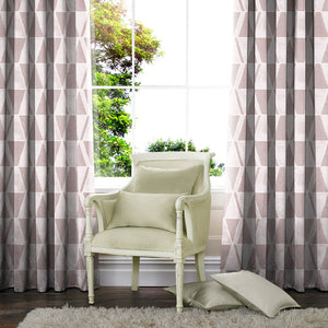 Maya Made to Measure Curtains Mauve