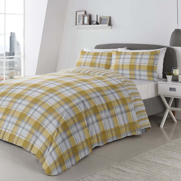 Balmoral Bedding Set Ochre