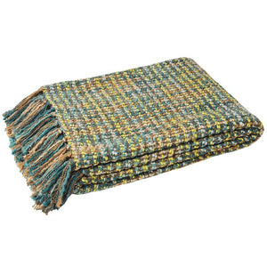 Baoli Throw Teal