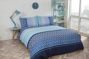 Barbican Bedding Blue