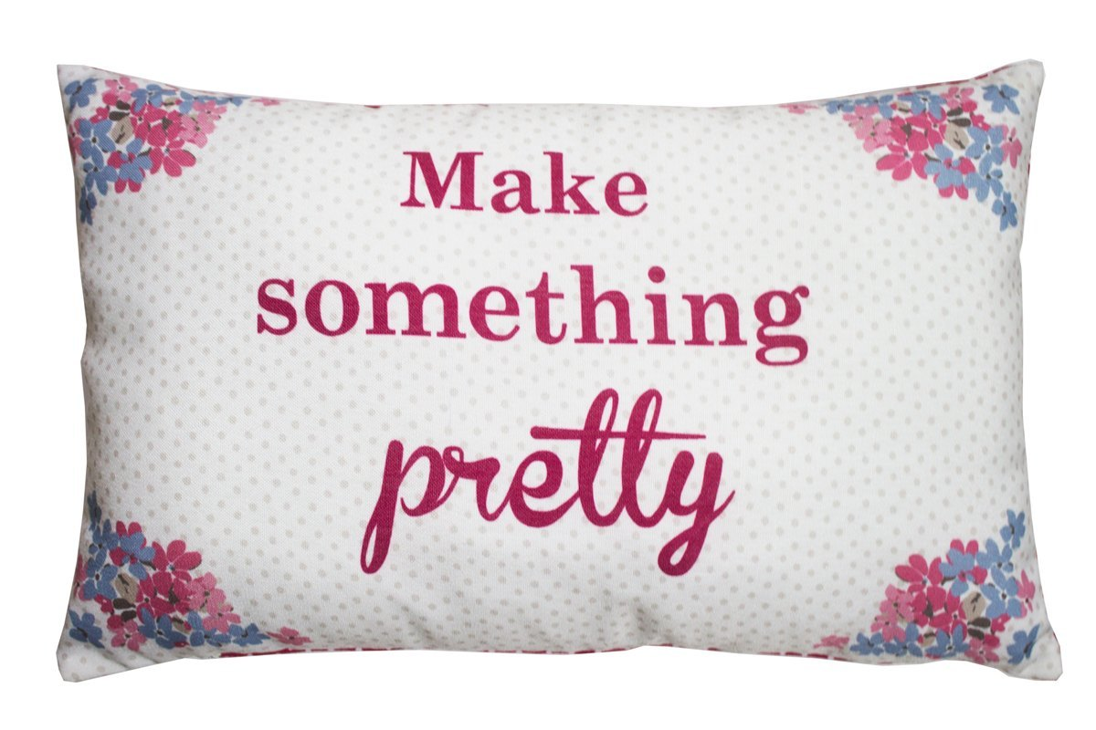 Ashley Wilde Cushions And Throws  Kirstie Allsopp Bella Filled Cushion Red