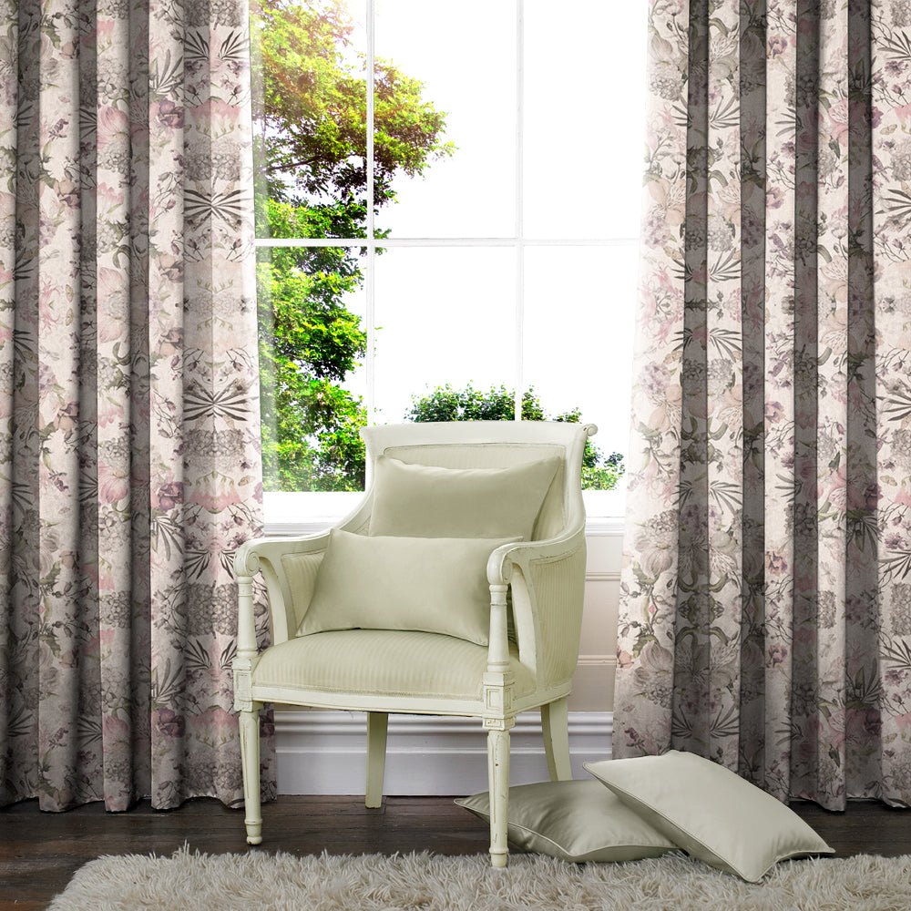Belfields Made to Measure Curtains Flora Made to Measure Curtains Spring Picture