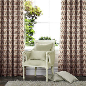 Brazil Made to Measure Curtains Spice