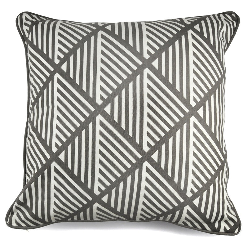 J Rosenthal Cushions And Throws Brooklyn C/Cover Grey Picture