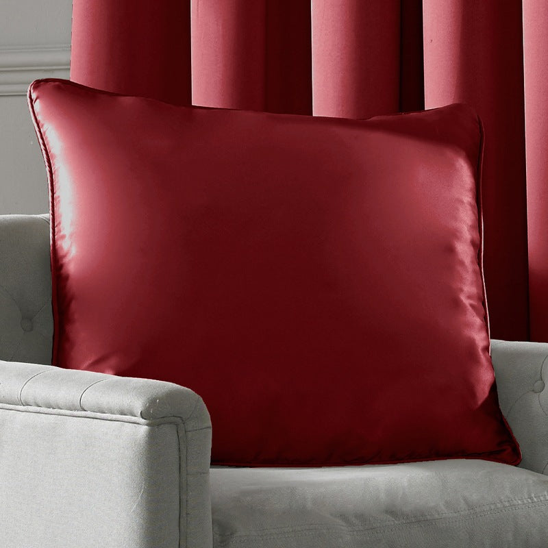 Alan Symonds Cushions And Throws  Burj C/Cover Red