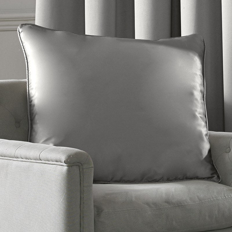 Alan Symonds Cushions And Throws  Burj C/Cover Silver