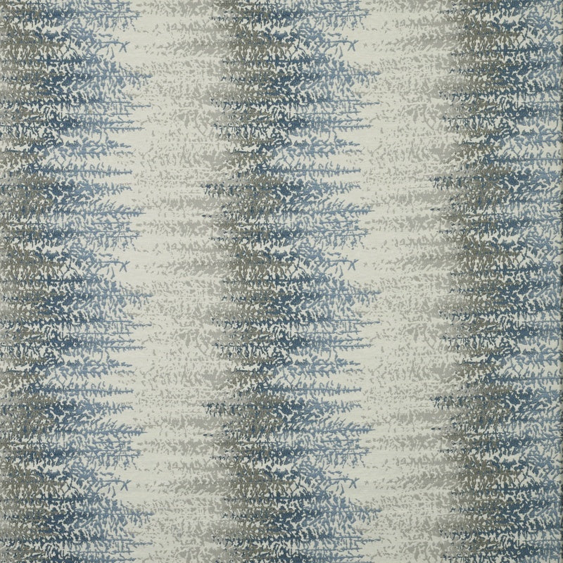 Fryetts Fabrics Byron Curtain Fabric Blue Picture