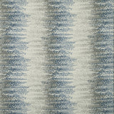 Byron Curtain Fabric Blue
