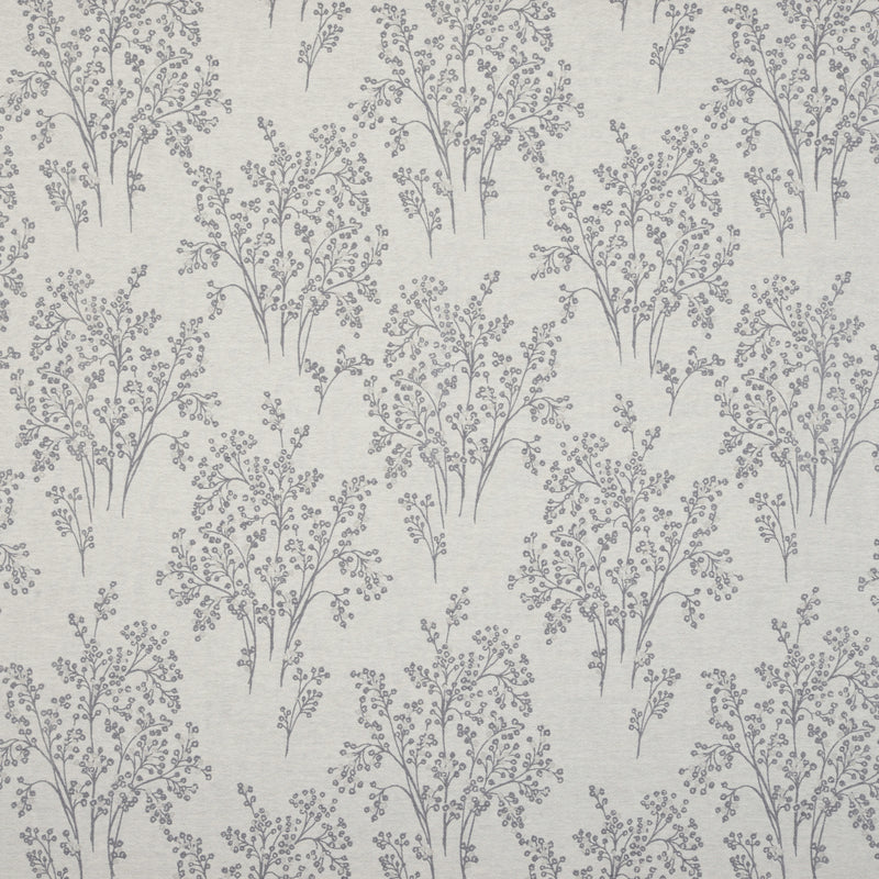 Fryetts Fabrics Chantilly Curtain Fabric Grey Picture