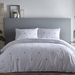 Signature - Chester Bedding Set Grey