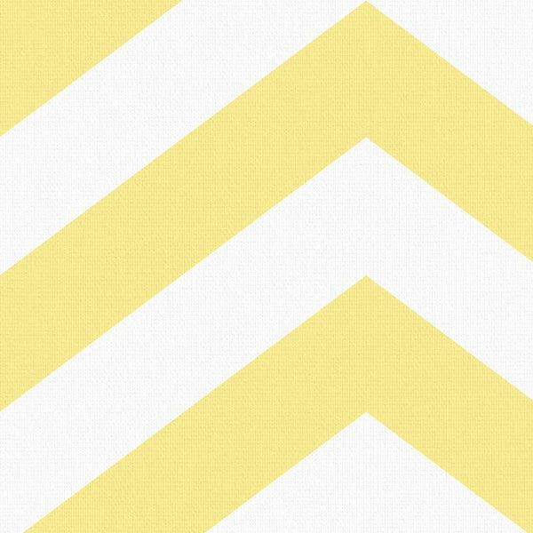 Chevron Roller Blind Citrus