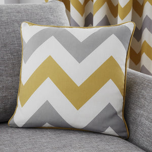 Chevron C/Cover Ochre