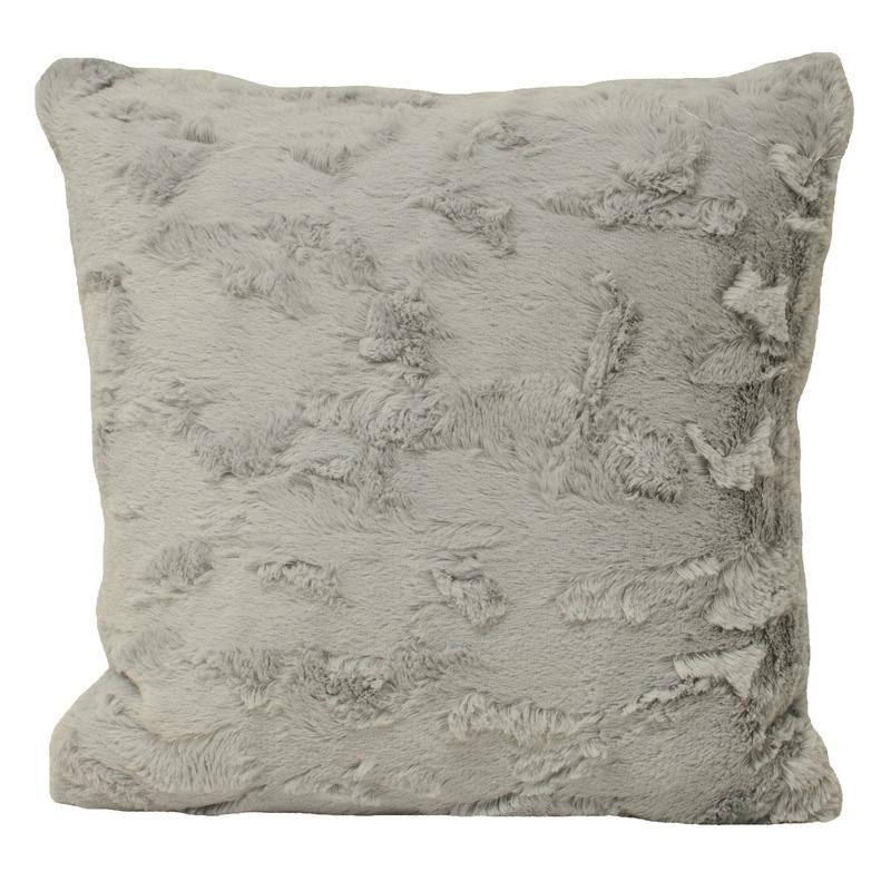 Riva Cushions And Throws Chinchilla C/cover Grey Picture