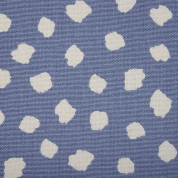 Clio Curtain Fabric Denim