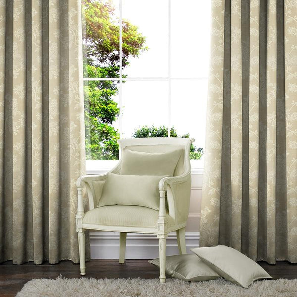Cosimo Made to Measure Curtains Linen
