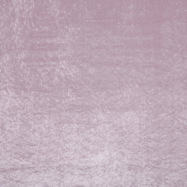 Heavy Crushed Velvet Curtain Fabric Pink