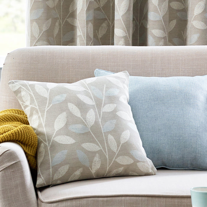 Belfields Cushions And Throws  Pippa C/Cover Duckegg