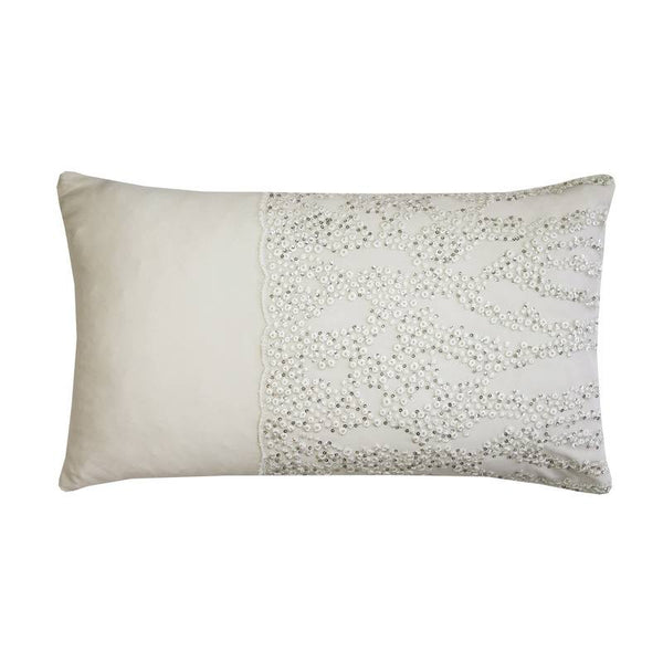 Kylie Minogue - Darcey Filled Boudoir Cushion Oyster