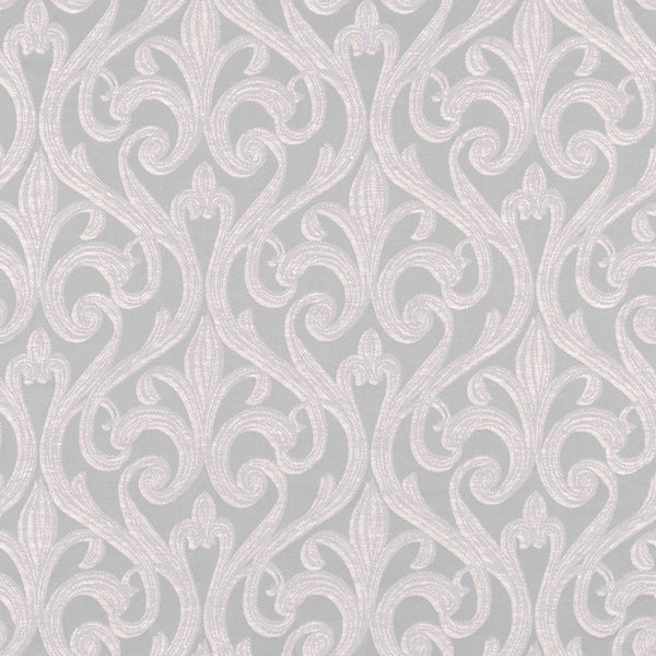 Della Made to Measure Curtains Silver