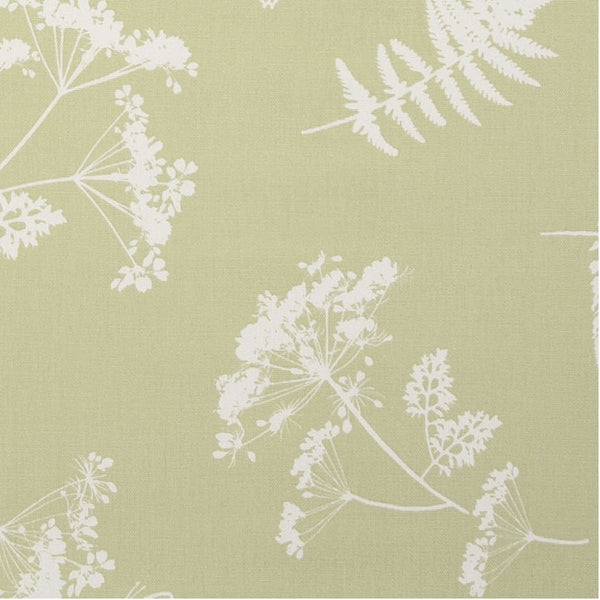 Moorland Curtain Fabric Green