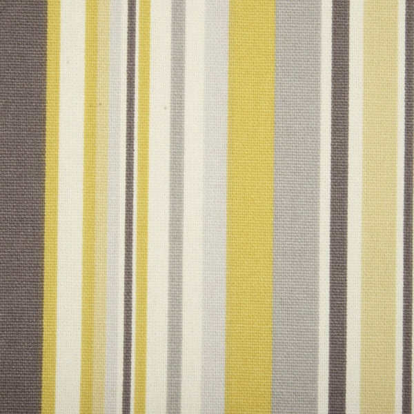 Goa Stripe Curtain Fabric Chartreuse