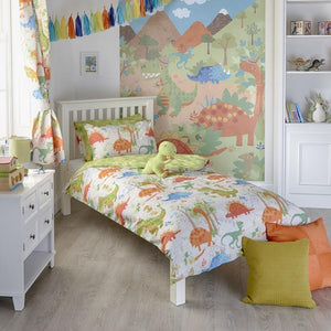 Dinosaur Bedding Set Multi