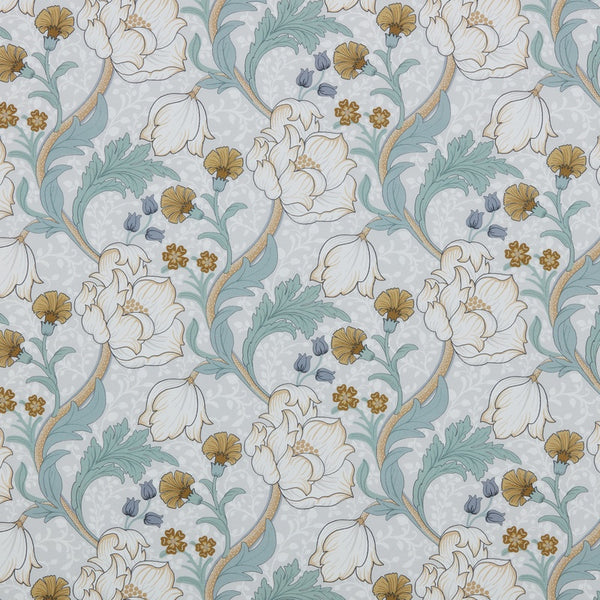 Dovecote Curtain Fabric Sage