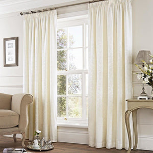 Eastbourne Ready Made Curtains Cream