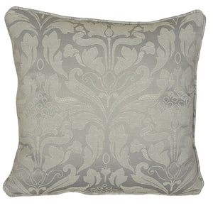 Eastbourne Filled Cushion Silver