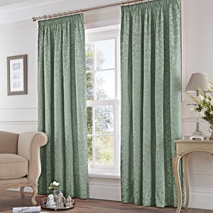 Eastbourne Ready Made Curtains Duck Egg