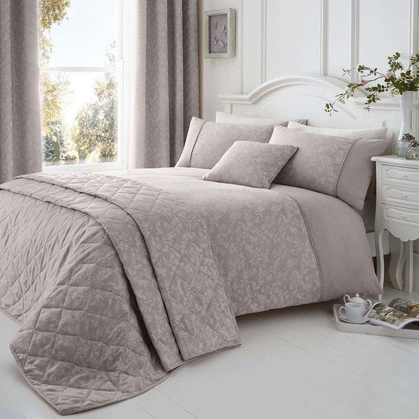 Ebony Bedding Set Mauve