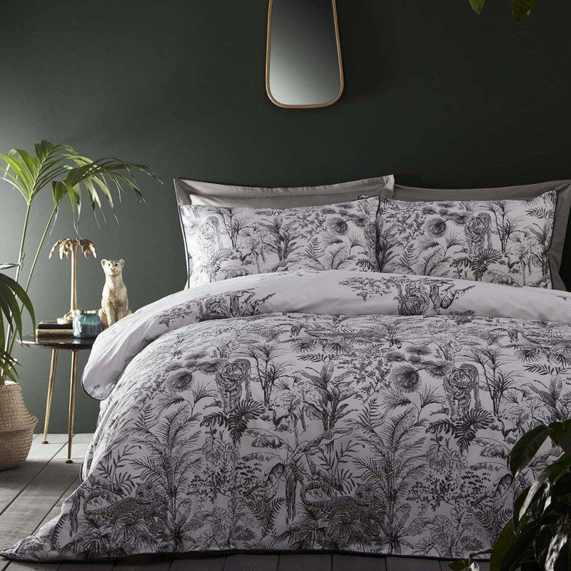 J Rosenthal Bedding Appletree - Eden Bedding Set Grey Picture