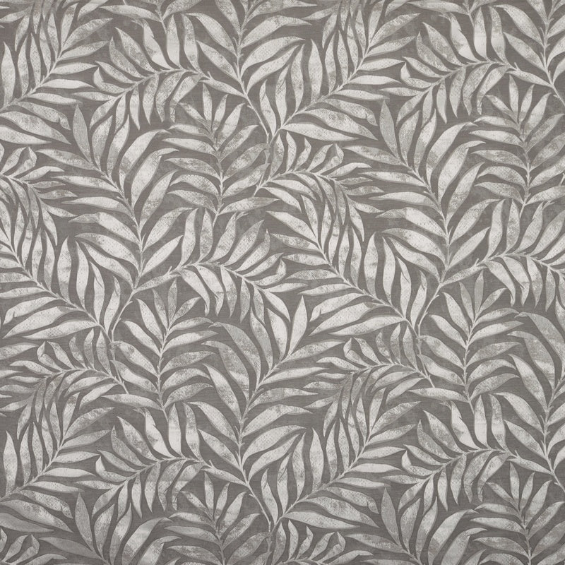 Fibre Naturelle Fabrics Ella Curtain Fabric Graphite Picture