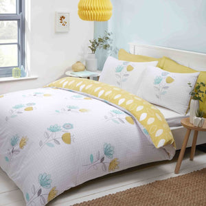 Emeli Bedding Set Duckegg