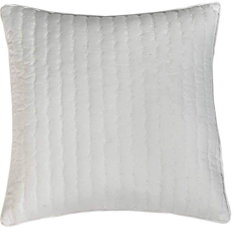 Rectella Bedding Julian Charles Esme Filled Cushion Blue White Picture