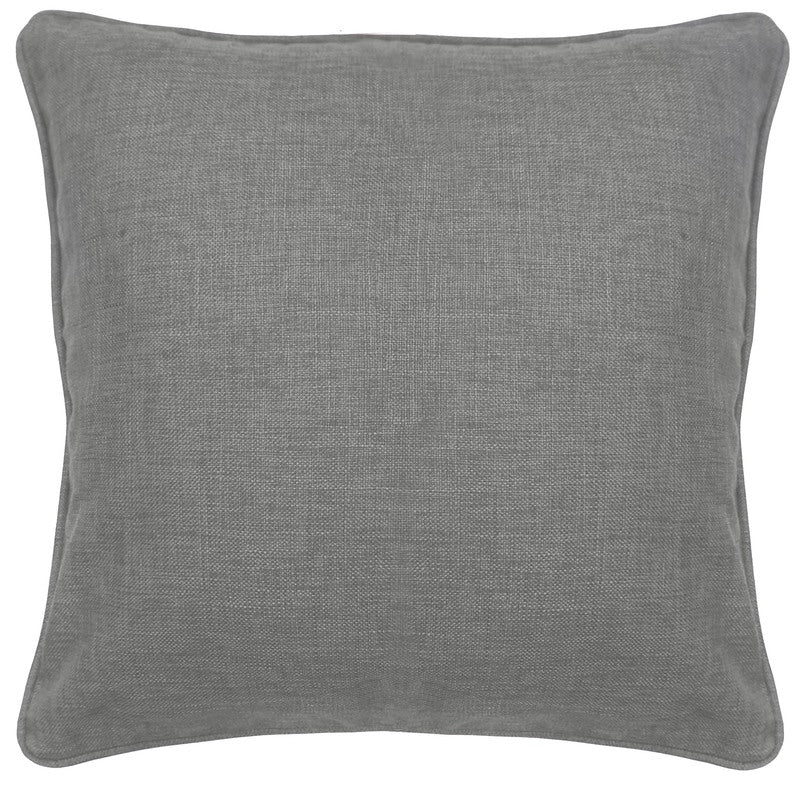Tyrone Cushions And Throws  Essence C/Cover Grey