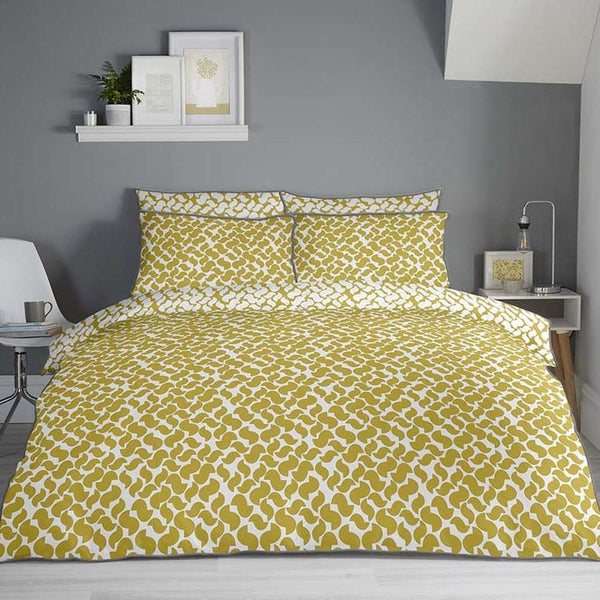 Appletree - Eton Bedding Set Ochre