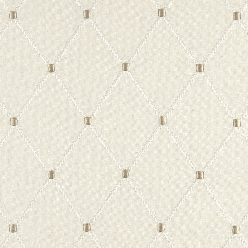 Clarke And Clarke Fabrics Marton Curtain Fabric Natural Picture