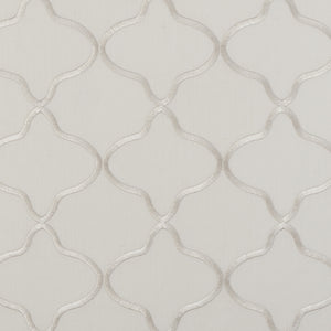 Leyla Curtain Fabric Ivory