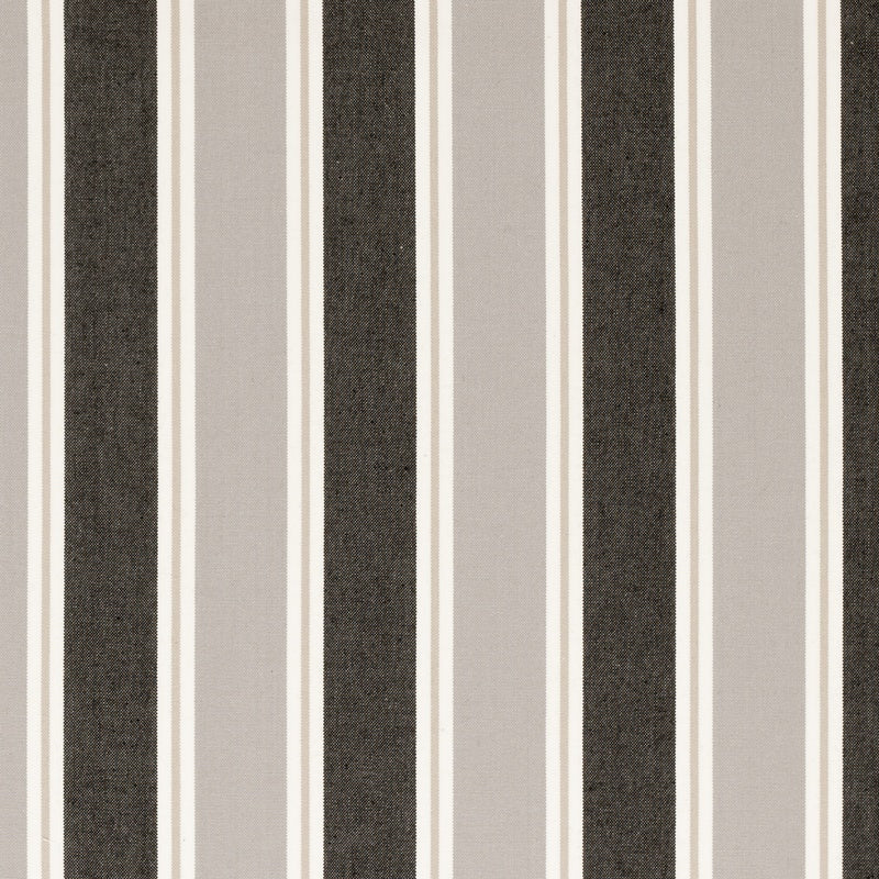 Clarke And Clarke Fabrics Stamford Curtain Fabric Charcoal Picture