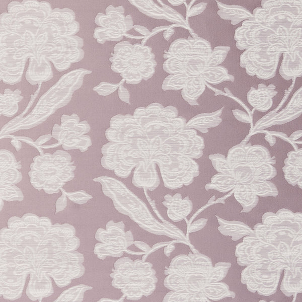 Downham Curtain Fabric Heather