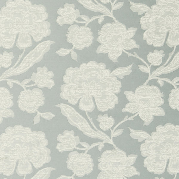 Downham Curtain Fabric Mineral