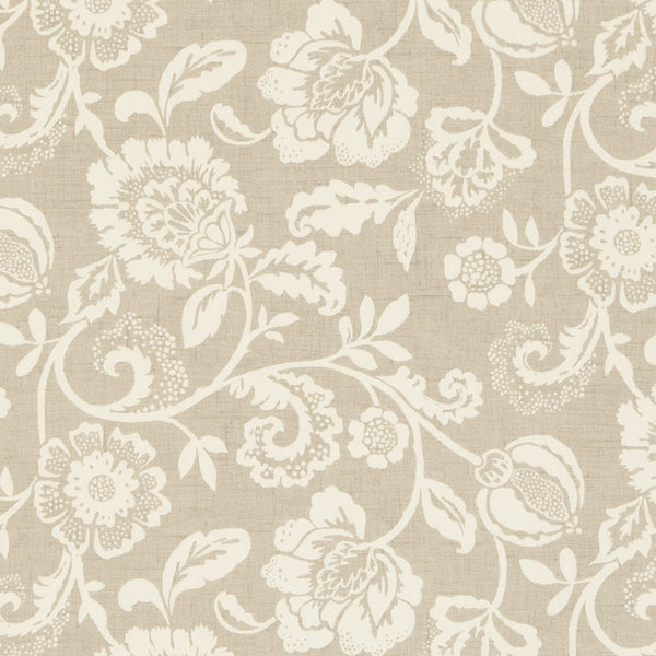 Eliza Curtain Fabric Linen