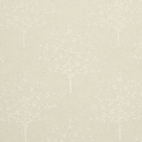 Bowood Curtain Fabric Natural