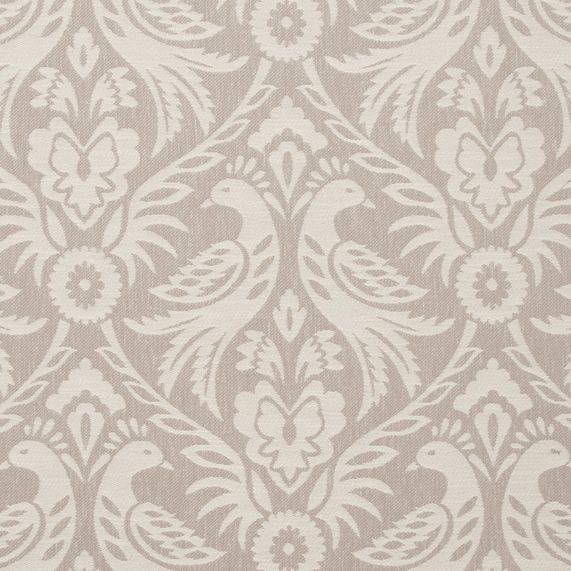 Clarke And Clarke Fabrics Harewood Curtain Fabric Linen Picture