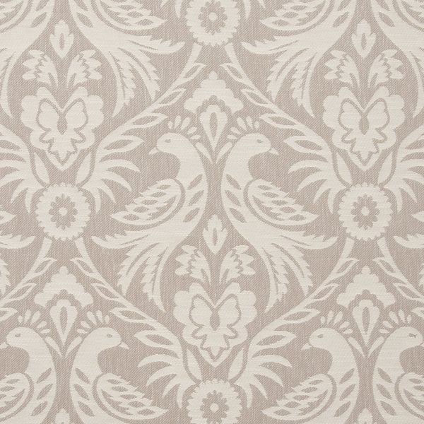Harewood Curtain Fabric Linen