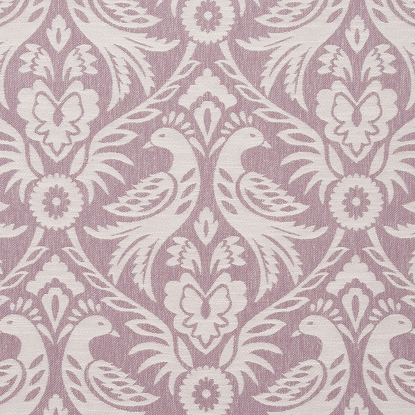 Harewood Curtain Fabric Orchid