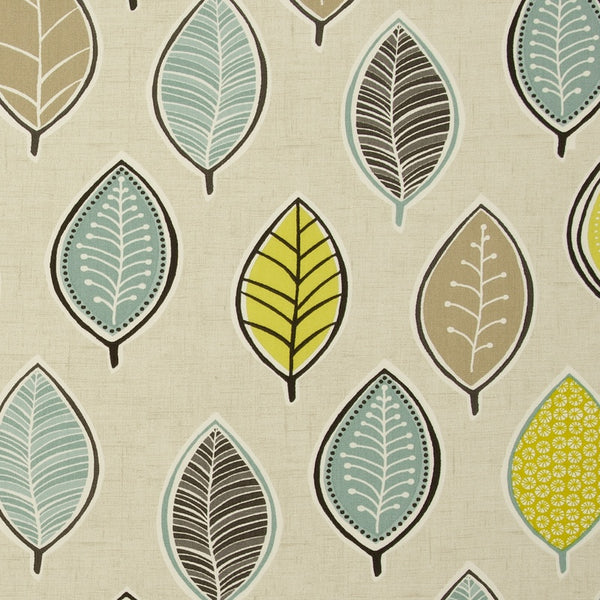 Coco Curtain Fabric Chartreuse Free Sample