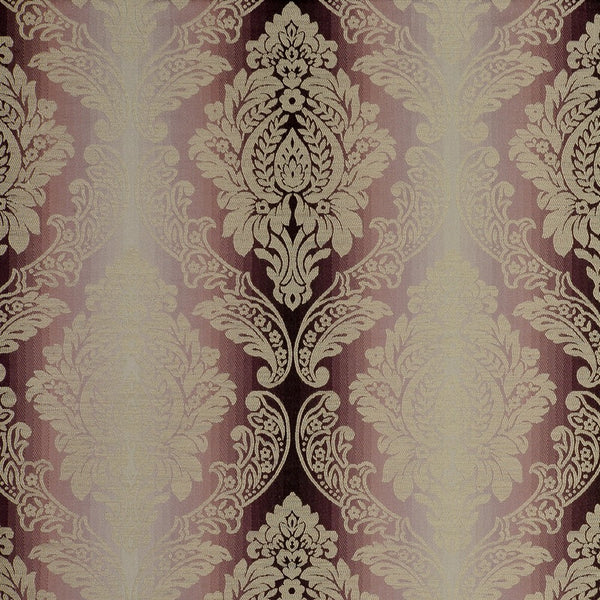Ornato Curtain Fabric Orchid